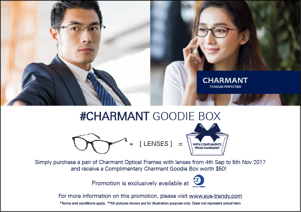 Charmant Goodie Box Campaign